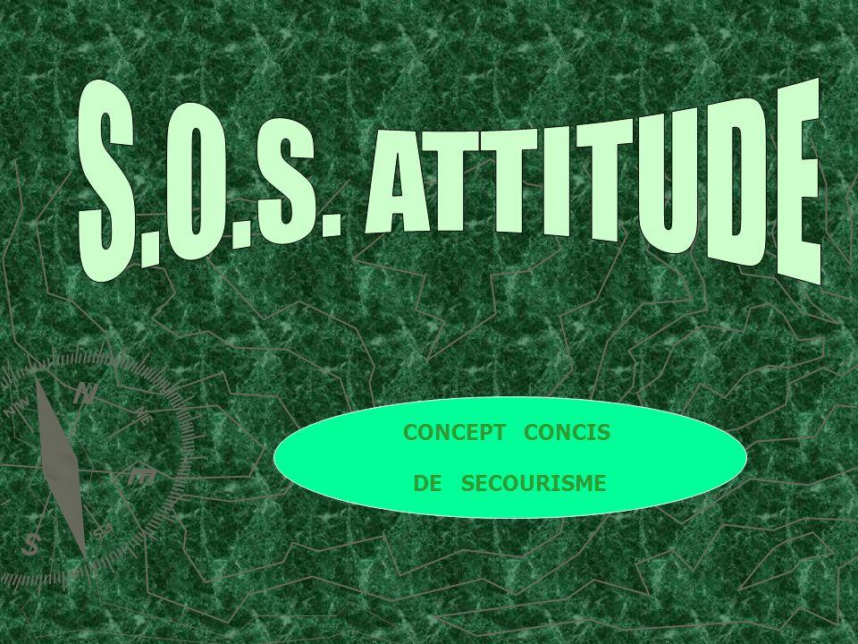 CONCEPT CONCIS DE SECOURISME