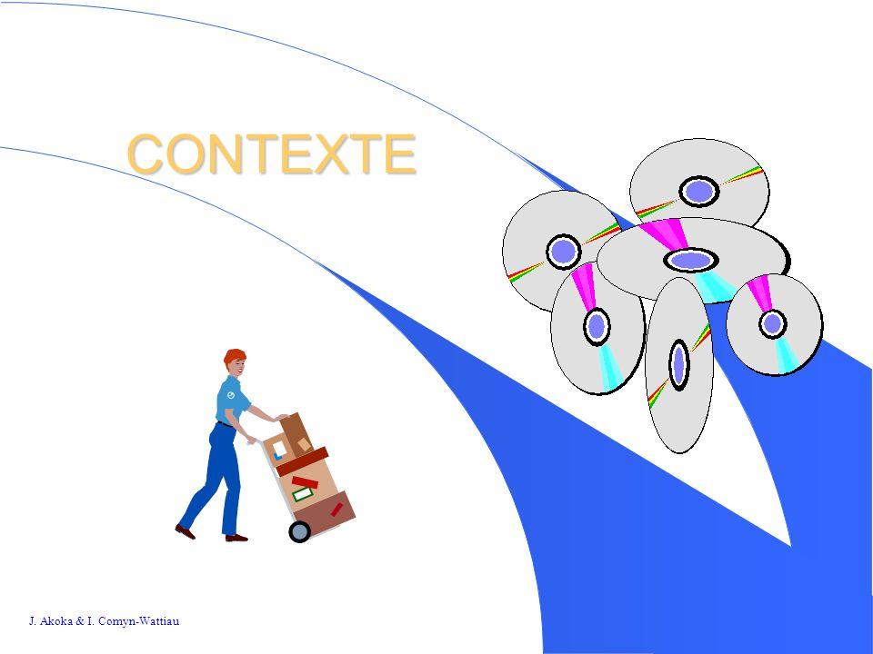 J. Akoka & I. Comyn-Wattiau 3 CONTEXTE