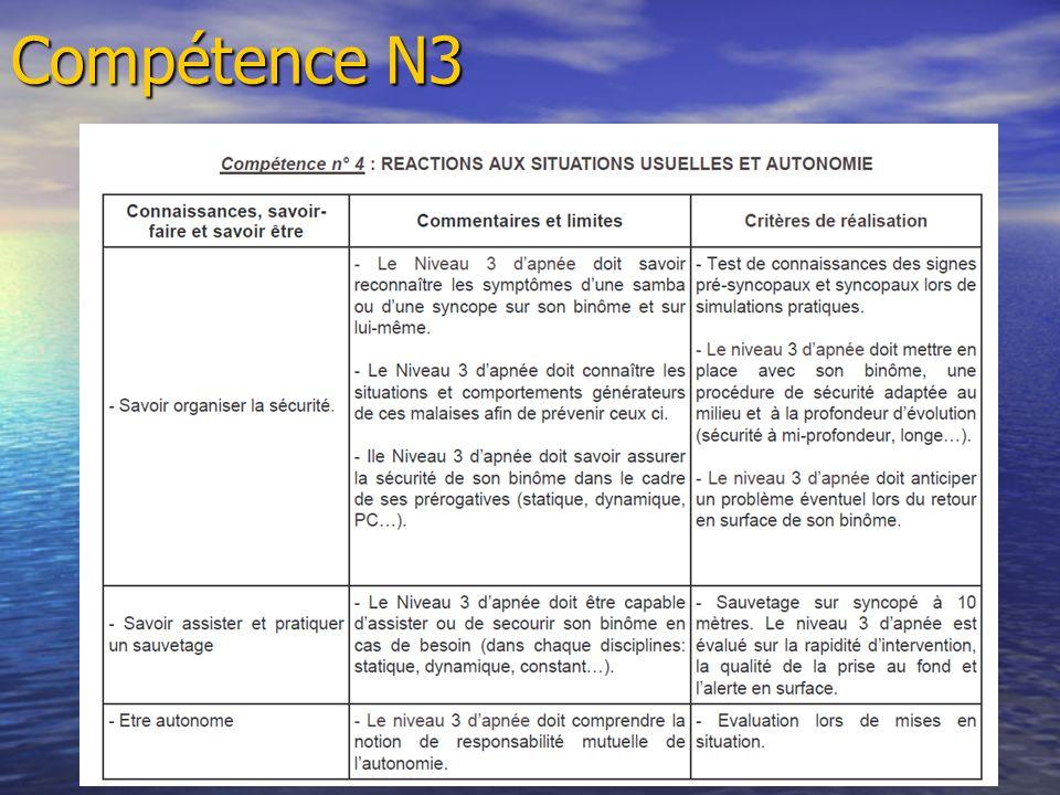 4 Compétence N3
