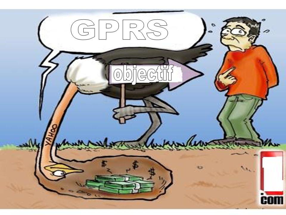 G P R S pourquoi - Besoins d envoyer des messages multimédia - Services d informations permanents - Vitesse de transmissions sur Internet à un coût ra