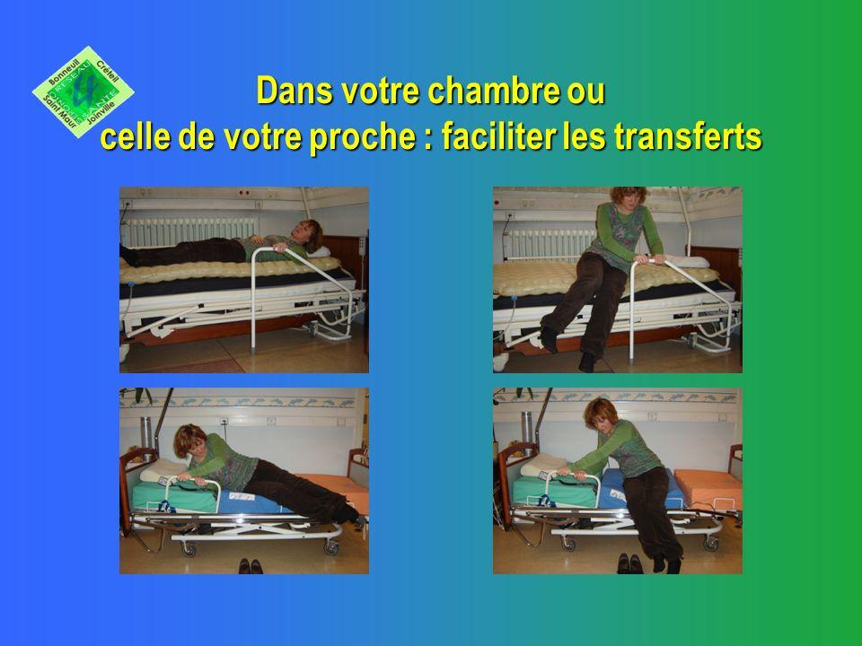 RSG 4 Pour votre lit ou celui de votre proche Pour votre lit ou celui de votre proche Sous indication médicale, dans le cas où la mobilité est réduite