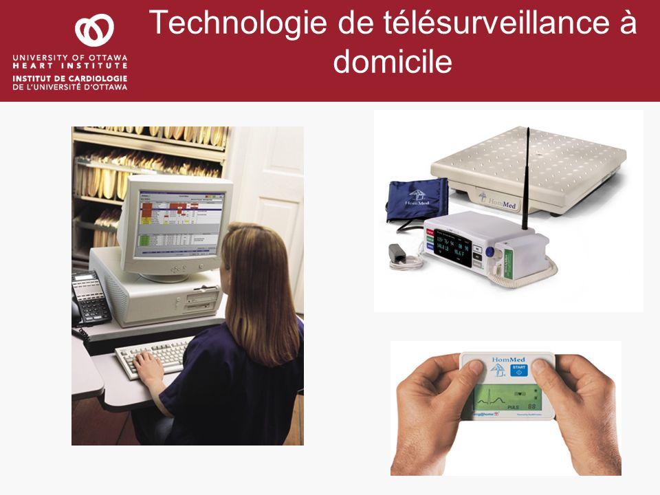Technologie de télésurveillance à domicile