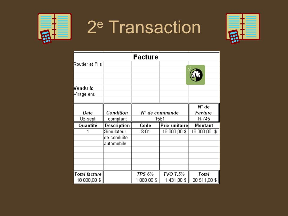 2 e Transaction