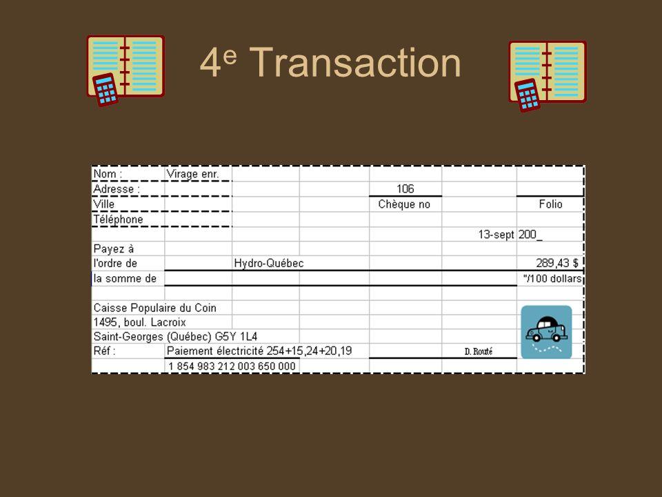 4 e Transaction
