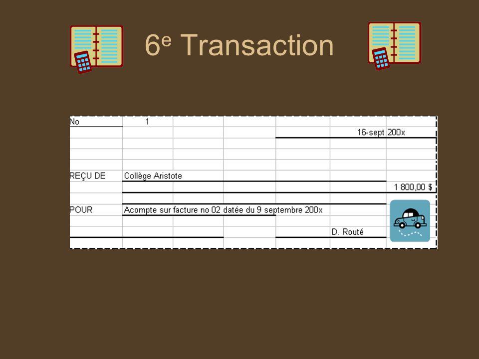 6 e Transaction
