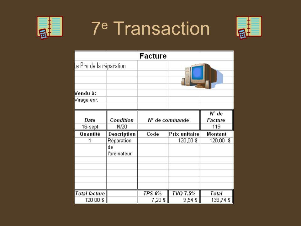 7 e Transaction