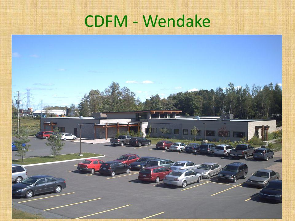 CDFM - Wendake