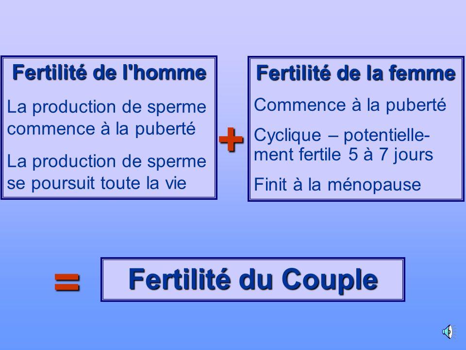 Il ny a pas dentrée de spermatozoïdes dans le col de lutérus à cause du bouchon muqueux Ce profil non changeant dinfertilité est commun à beaucoup de femmes Bouchon muqueux Vulve ressentie sèche.
