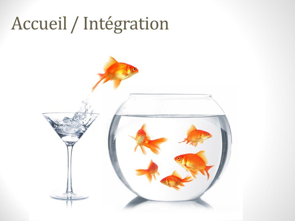 Accueil / Intégration