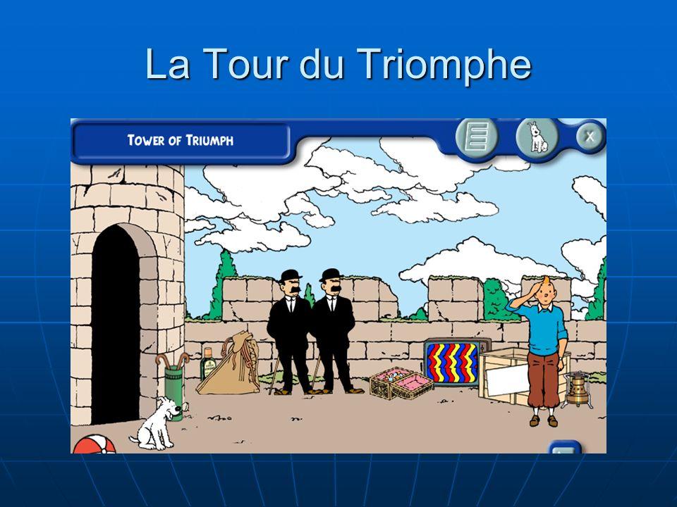 La Tour du Triomphe