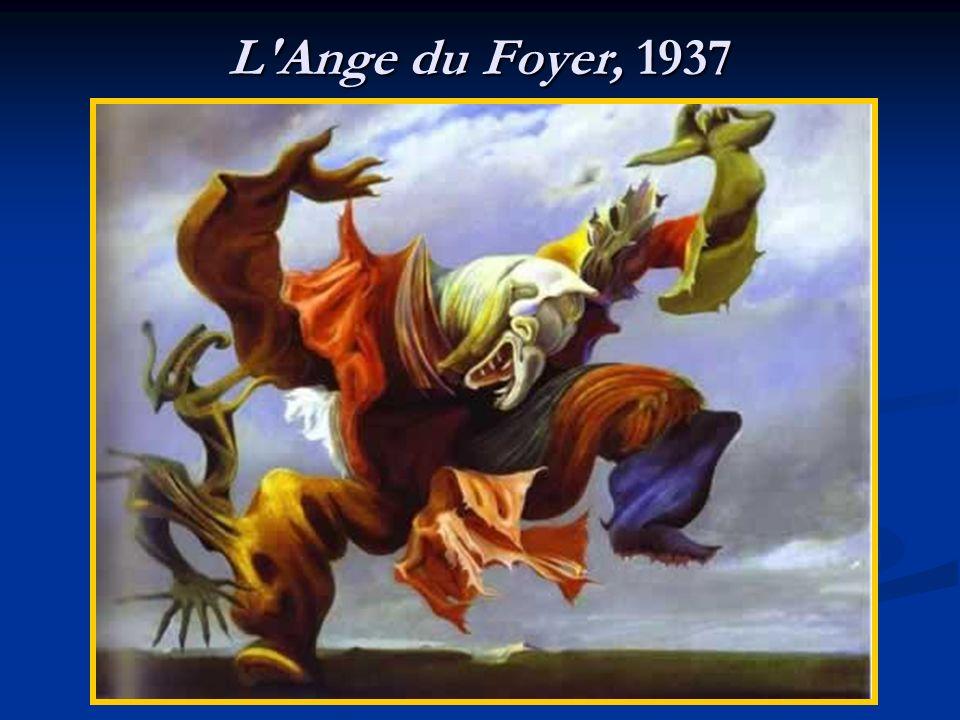 L'Ange du Foyer, 1937