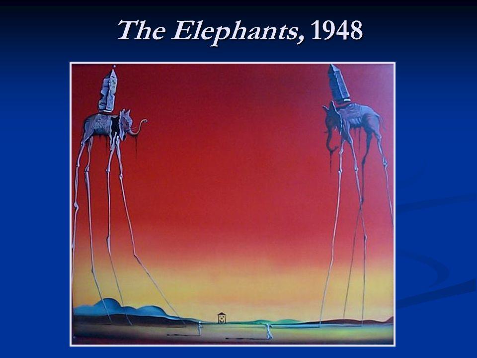 The Elephants, 1948