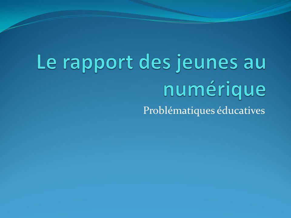 Problématiques éducatives