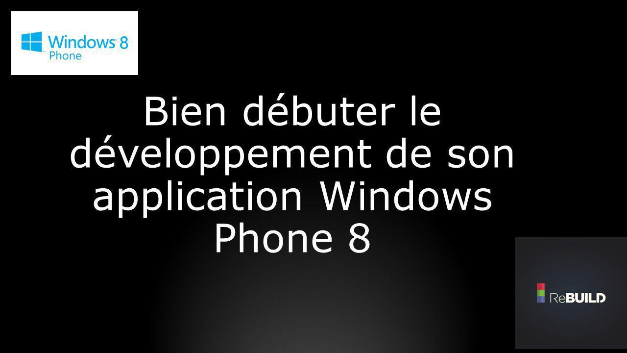 Samuel Blanchard Qui suis-je : Responsable R&D Entreprise : Naviso Blog: http://blog.naviso.fr MVP Windows Phone Nokia Developer champion