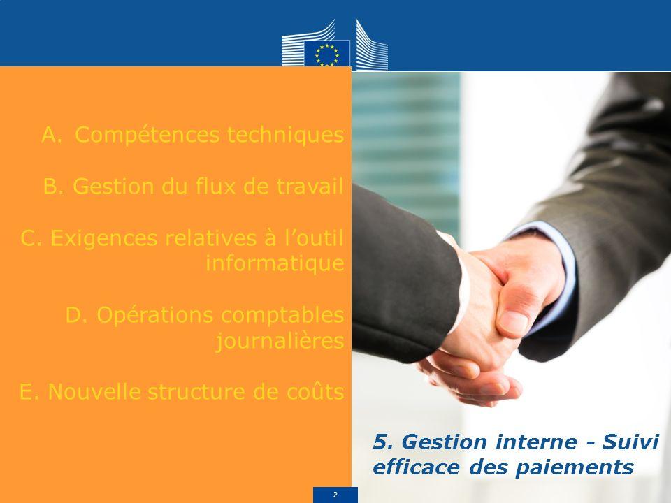 A.Compétences techniques B. Gestion du flux de travail C.