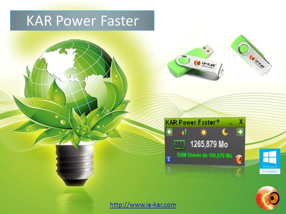 KAR Power Faster http://www.ia-kar.com