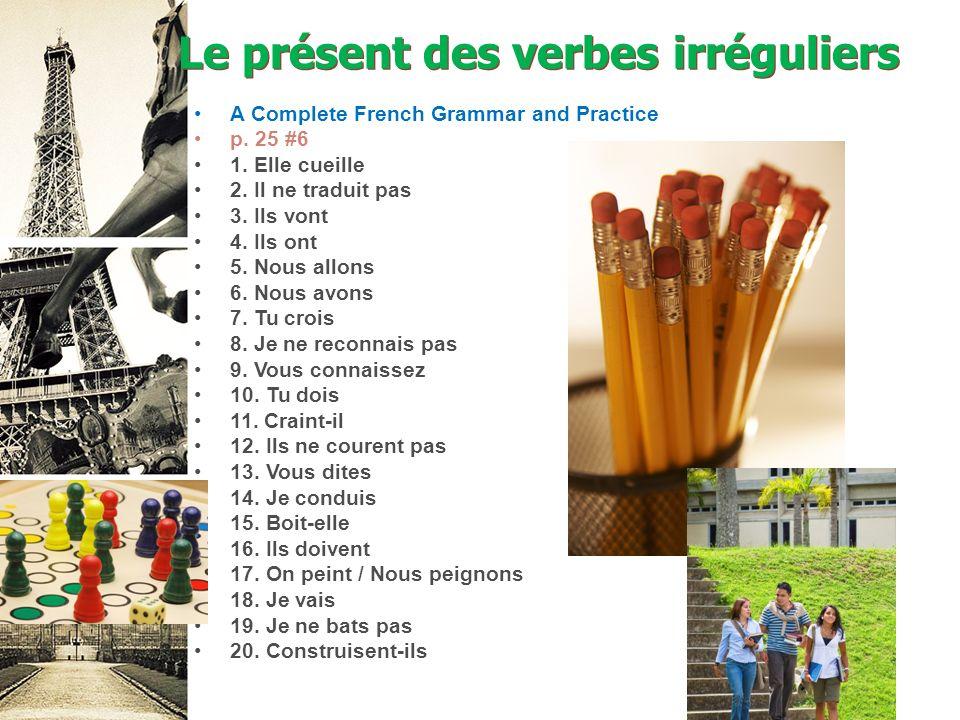 français 5H/AP ® le 18 septembre 2013 ActivitésClasseur CHANSON: Christophe Maé: > Activités/ Devoirs I.