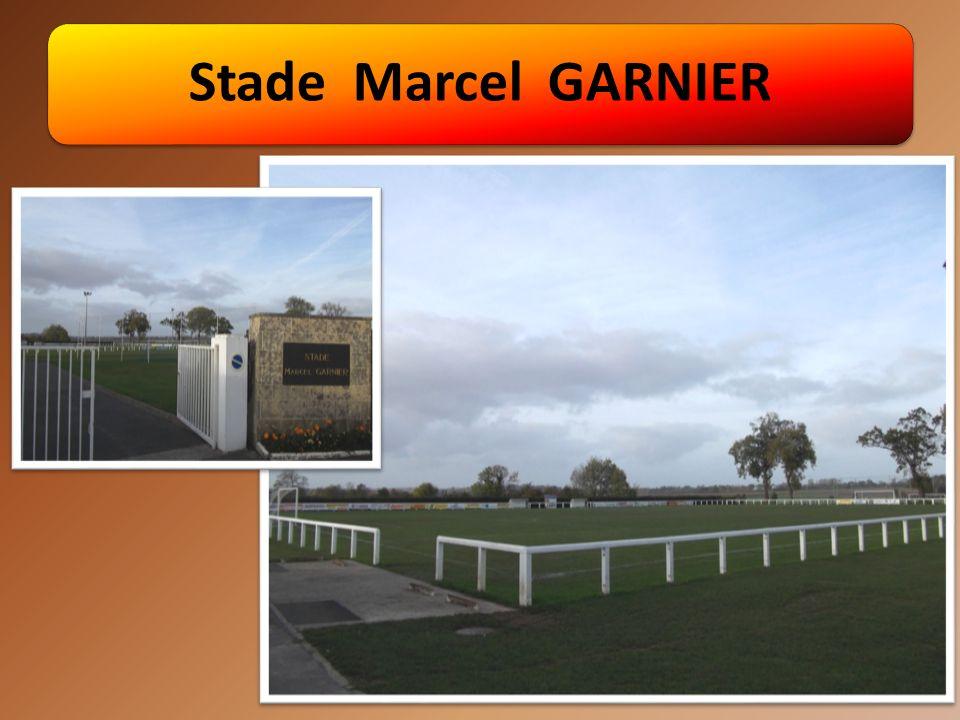 Stade Marcel Garnier Stade Marcel GARNIER