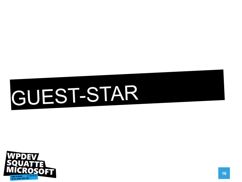 GUEST-STAR 16
