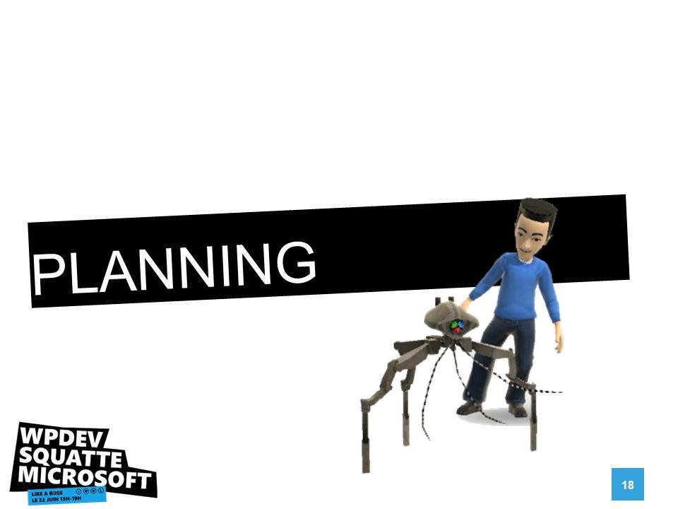 PLANNING 18