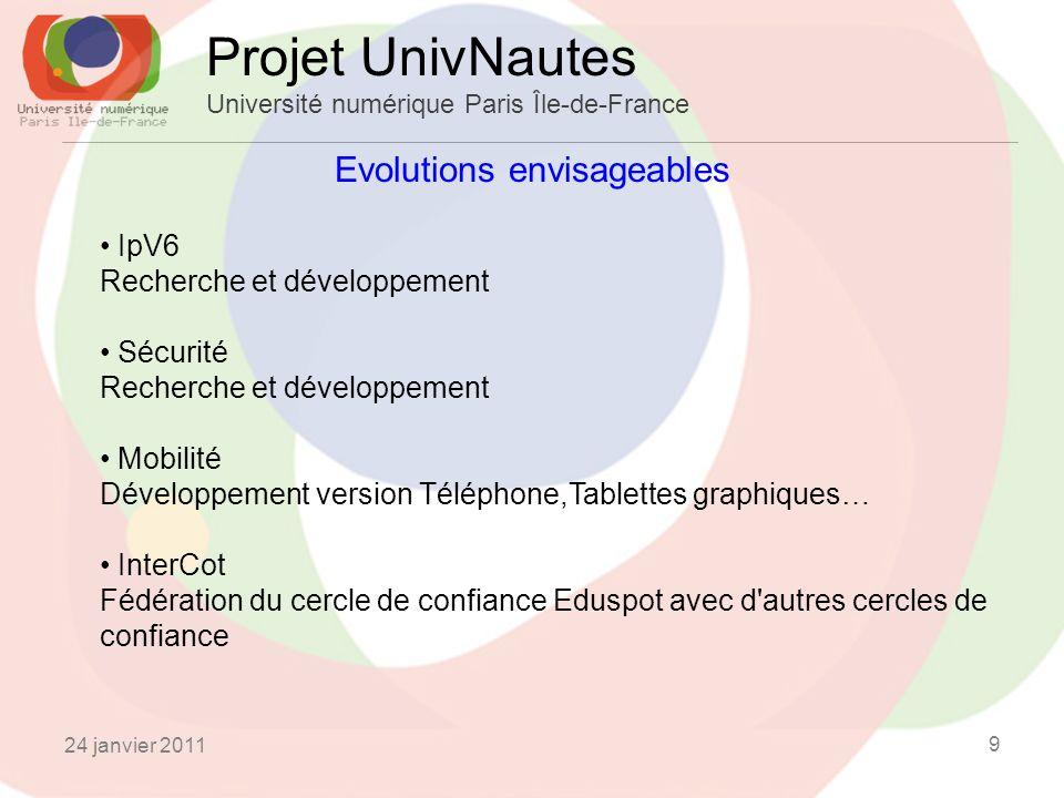 UnivNautes Université numérique Paris Île-de-France Questions/Réponses