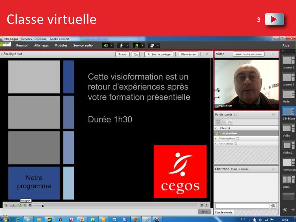 3 Classe virtuelle