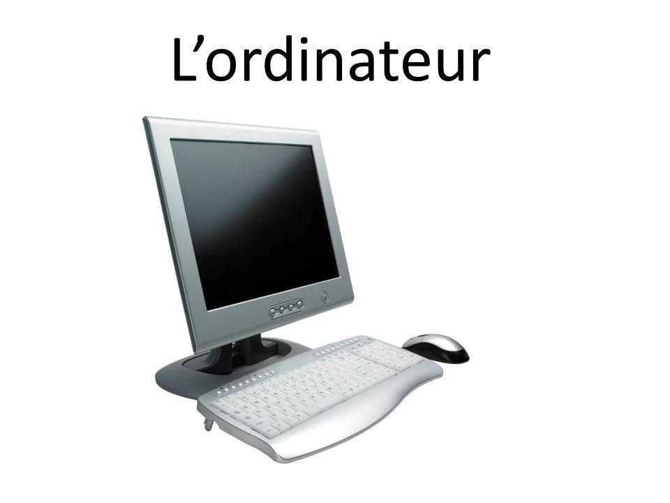 Lordinateur