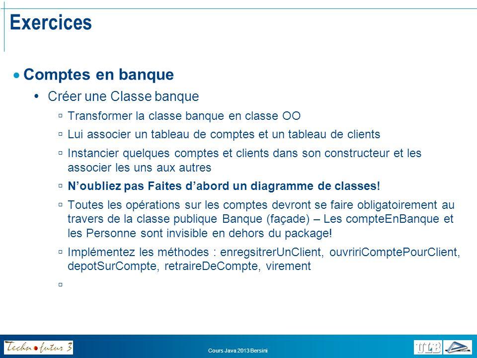 Exercices Bonus Que se passe-t-il dans le cas de plusieurs banques.