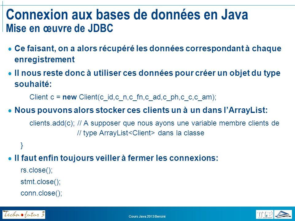 Introduction à Java XI. Multithreading