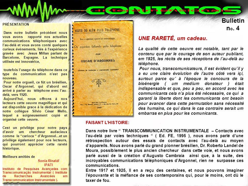 Bulletin n o.