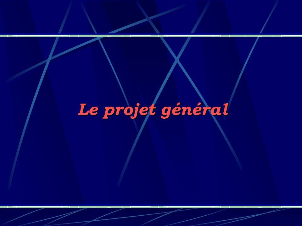Le projet général