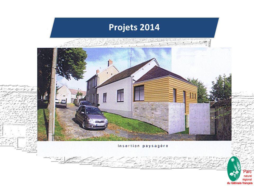 Projets 2014