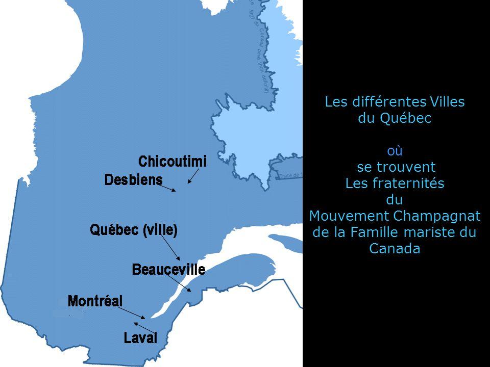 10.Fraternité du Collège de Laval Ville de Laval Responsable: M.