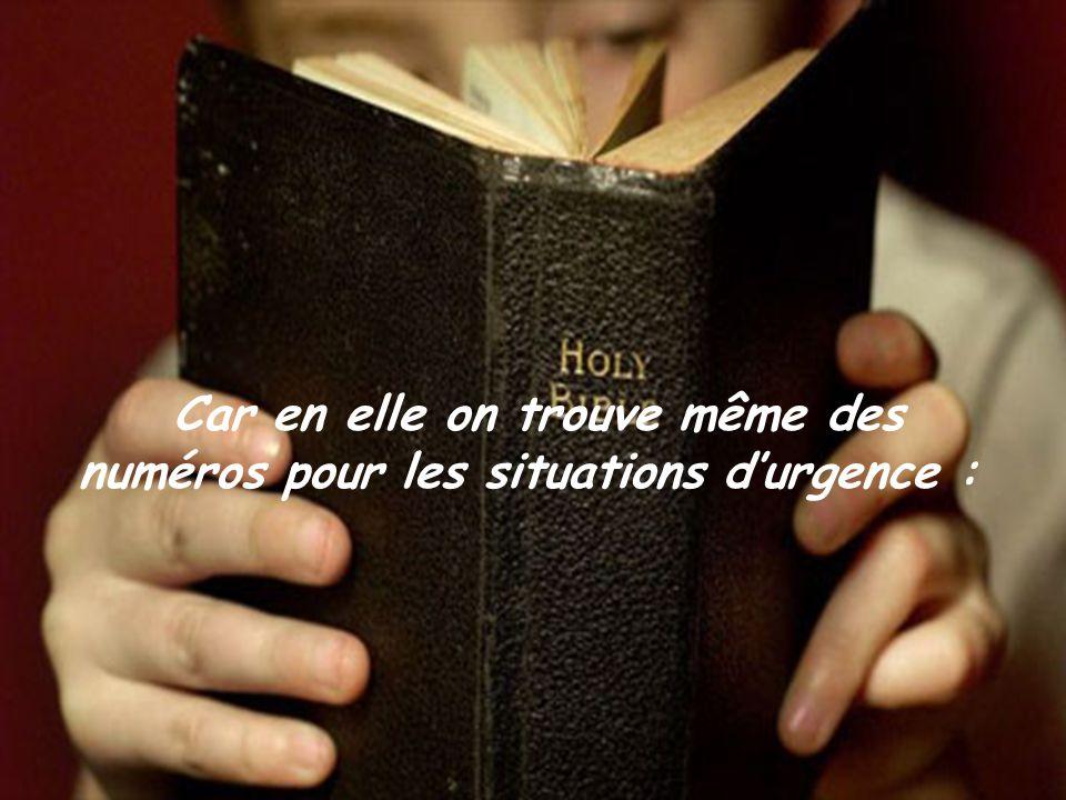 La Bible nest pas faite que pour les savants, mais pour tout le Peuple de Dieu.