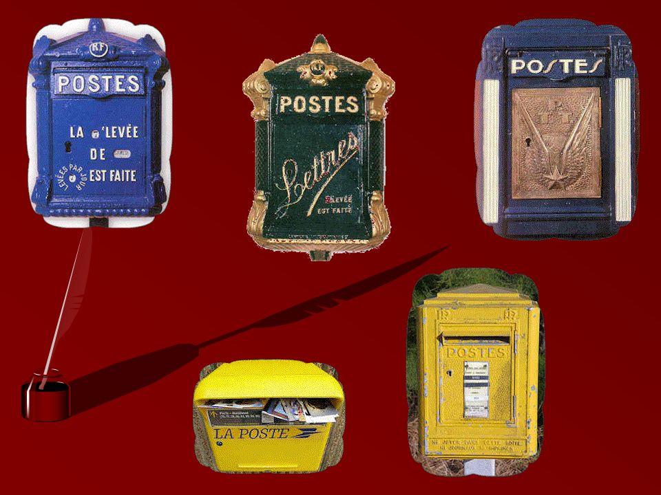 La fin des indiscrétions Le courrier était souvent ouvert et lu sans vergogne. Durant l Ancien Régime, le « cabinet noir » ou bureau du secret qui ras