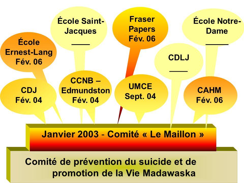 École Ernest-Lang Fév. 06 Fraser Papers Fév.