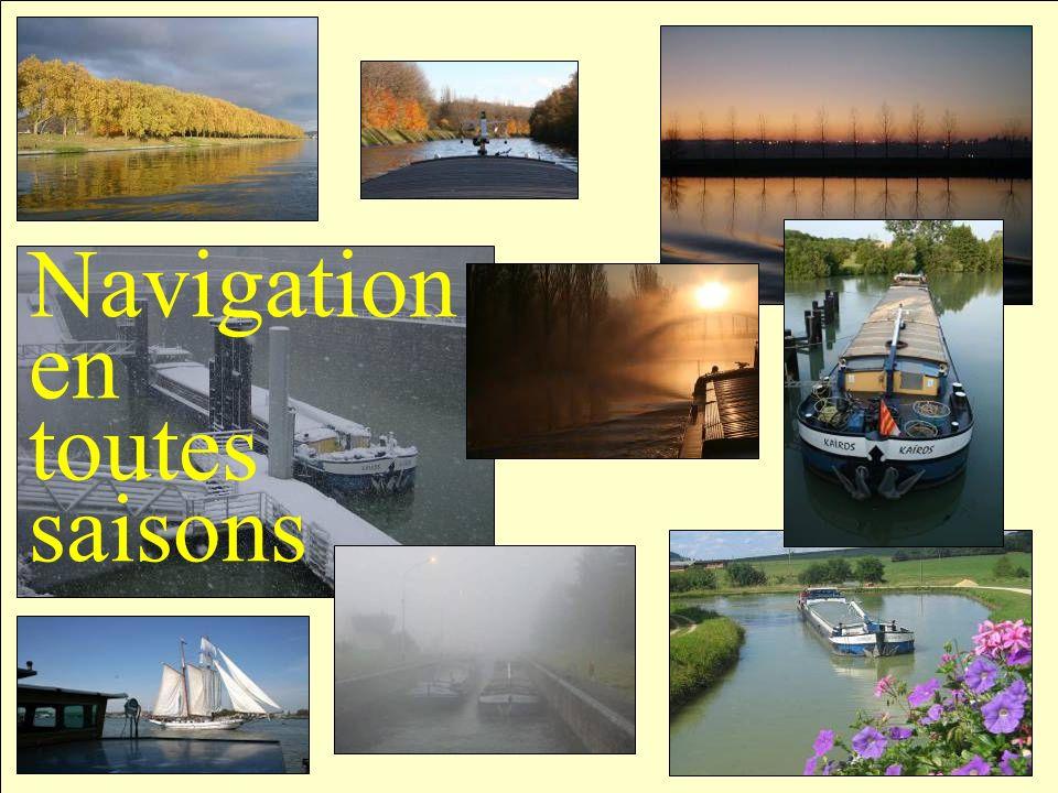 fin Navigation en toutes saisons