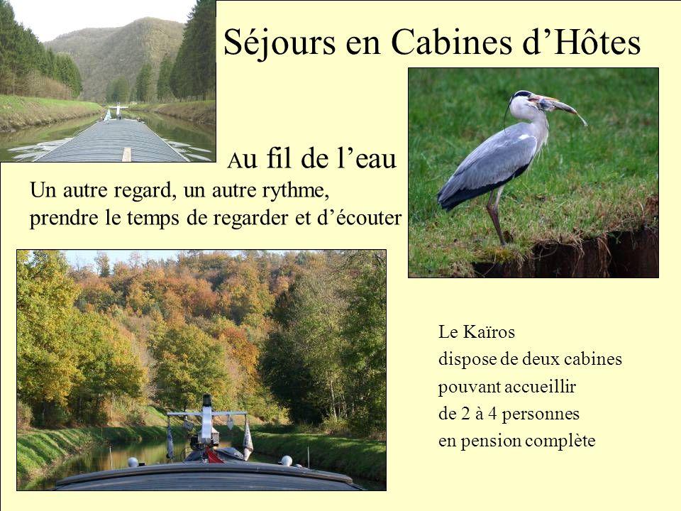 Voyage sur kairos Le voyage sur Kaïros nest pas une croisière classique, cest la découverte dun métier.