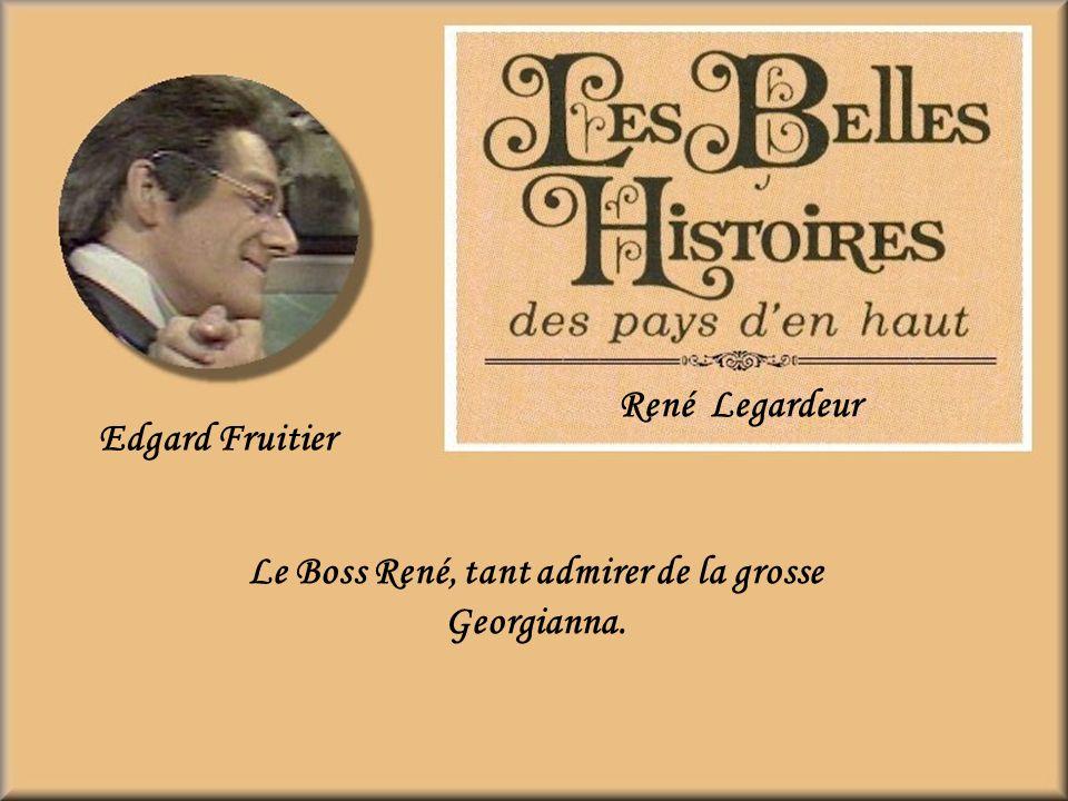 Yvon Leroux 1929-2010 Adélard Bidou Laloge Le Bidou à son popa, et travaillant avec ça, croyez-moi !!!!!!!