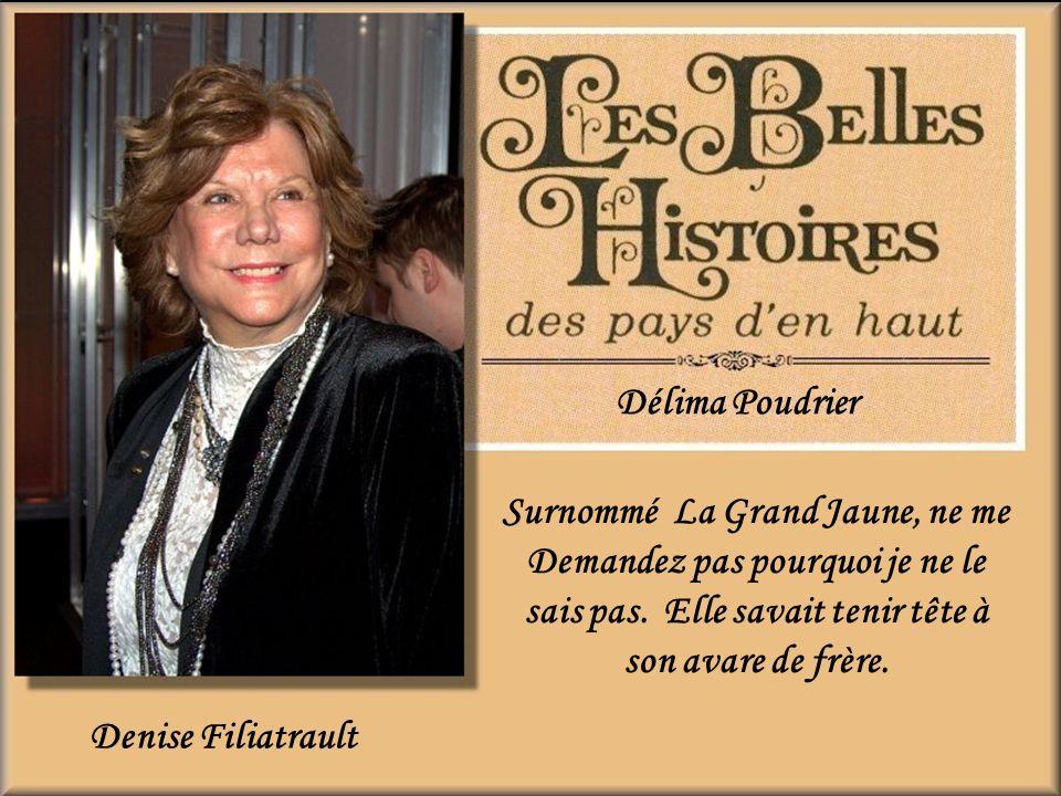 Jean Rousseau Dr Jérôme Marignon Il a juste failli devenir lépoux de Donalda. Bon médecin au grand coeur.