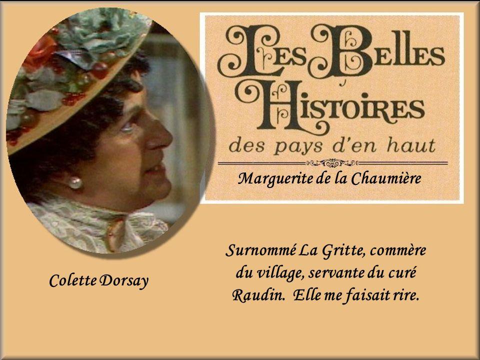 Ginette Letondale La fille perdue Tous les hommes couraient après elle, alors Séraphin la chassé du village de Saint- Adèle.