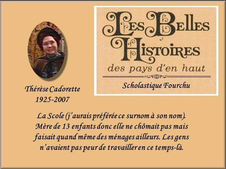 Germain Giroux 1902-1975 Victorine Maltère Ruissellet La Lionne, qui disait souvent : Je te demande bien perdon, elle roulait ces R et allongeait les