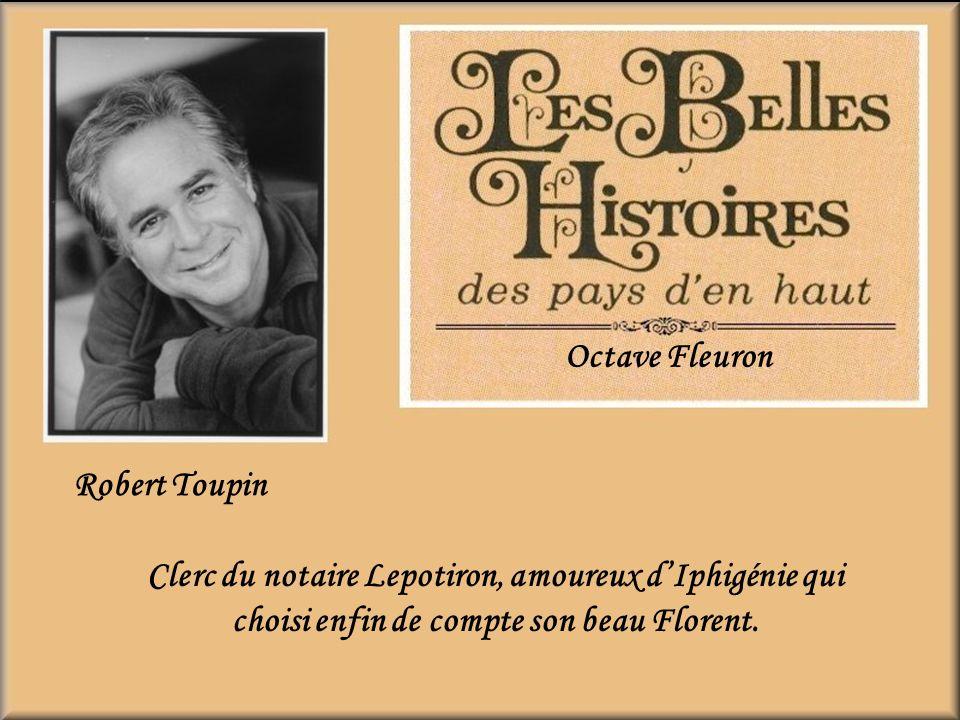 Camille Ducharme 1909-1984 Notaire Romain Lepotiron Fiancé de la belle Angélique, je dirais plus je dirais même tous les 2 faisaient des drames avec d