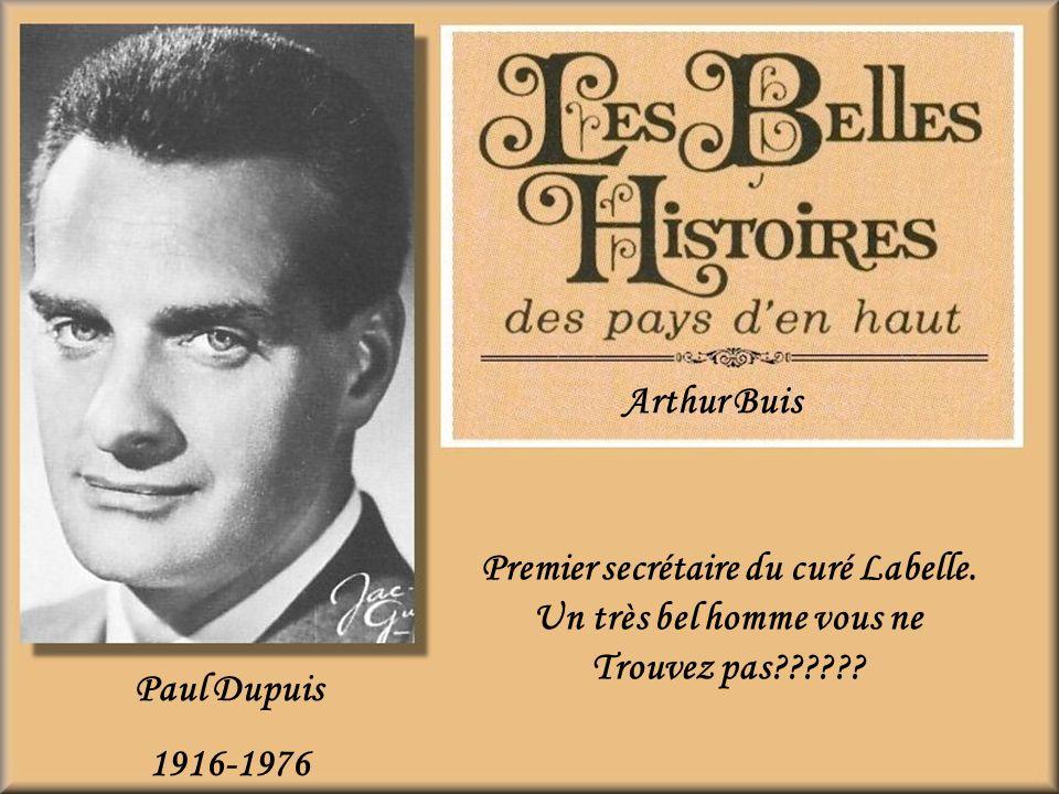 Andrée Boucher Artémise Baltour-Labranche Follement amoureuse de son mari Alexis tout en sachant quil aimait encore la belle Donalda Laloge.