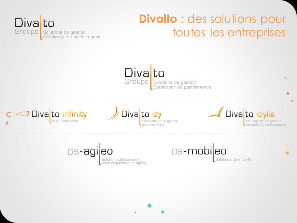 Divalto : des solutions pour toutes les entreprises