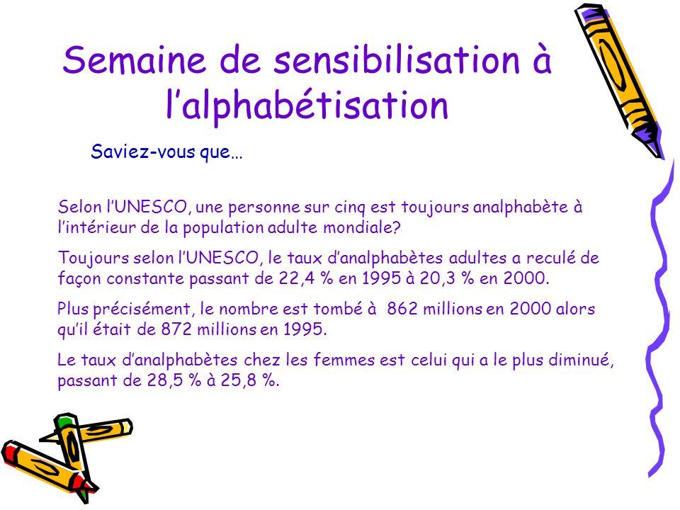 Par: Anne-Marie Legault Enseignante en milieu carcéral, Établissement Joliette Du 6 au 10 septembre 2004