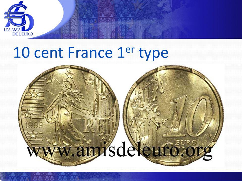 10 cent France 1 er type
