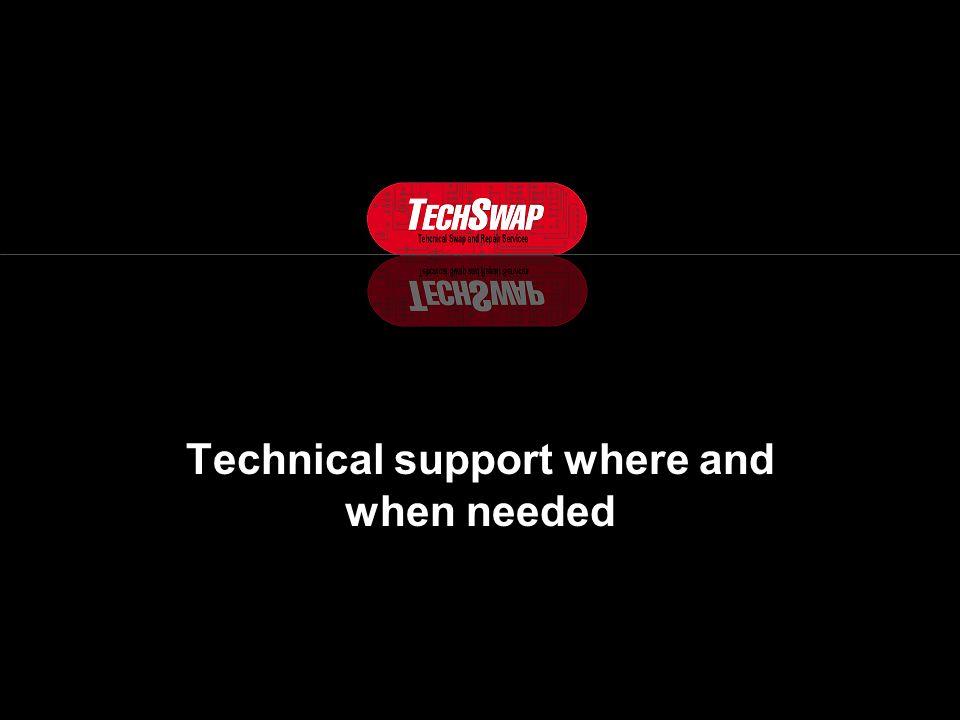 TechSwap sa est une société de services.