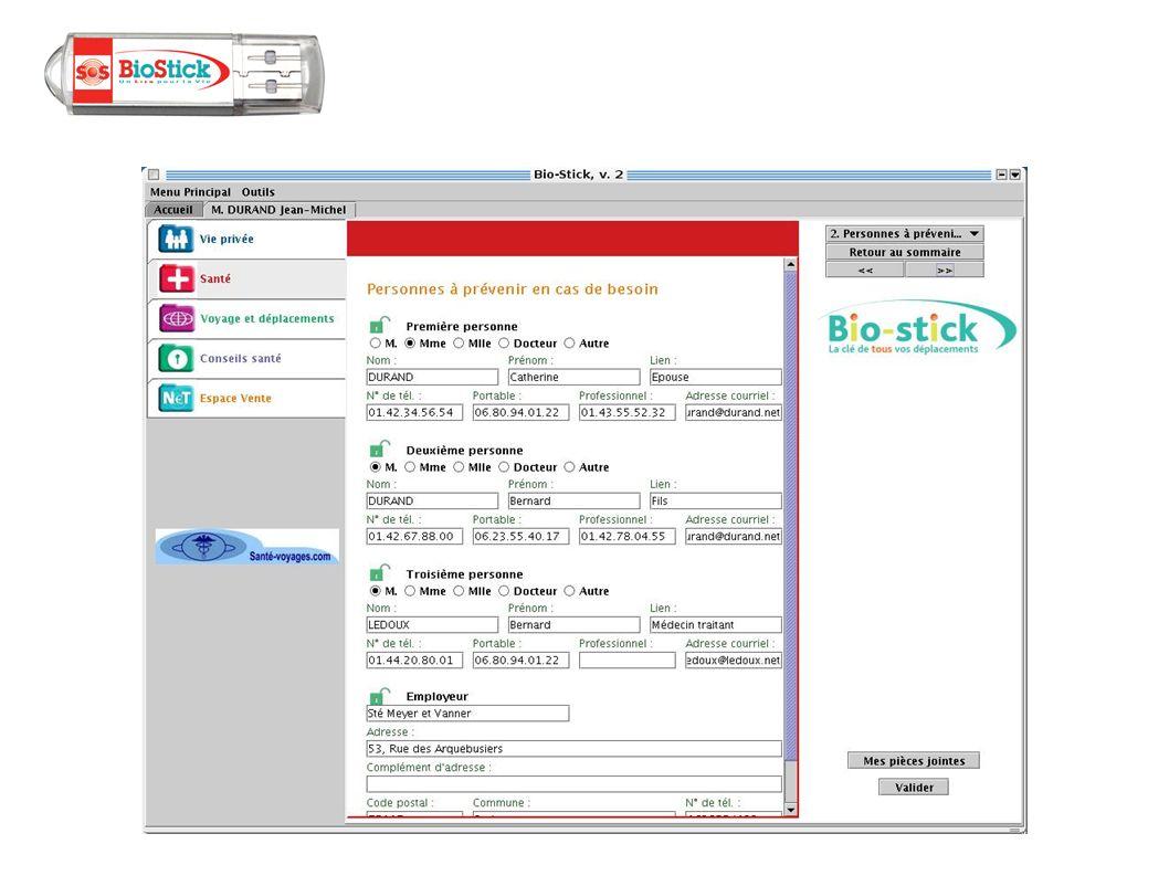 Partenariat associatif Visibilité réciproque sur sites Internet Adaptation du dossier santé Information des membres : actualité, événements...
