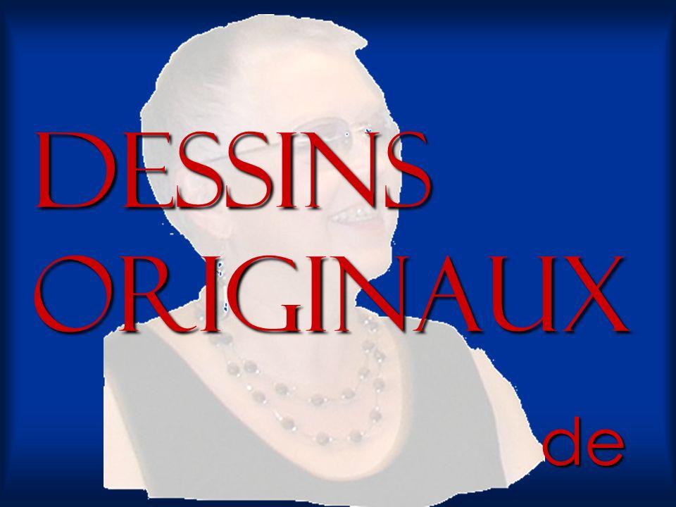 DESSINS ORIGINAUX de